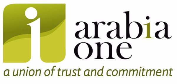 Arabia One International logo