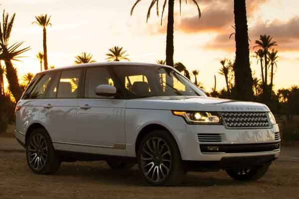 73 used Land Rover Range Rover models for sale in Dubai, UAE ...
