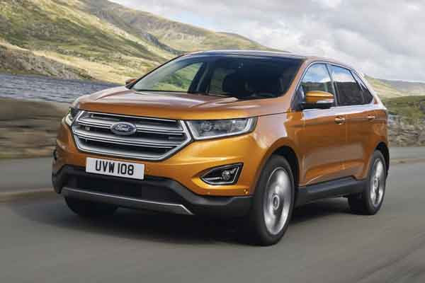 Ford Edge For Sale In Dubai Uae