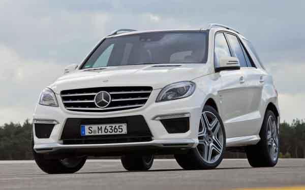 34 used MercedesBenz ML class for sale in Dubai UAE  Dubicarscom