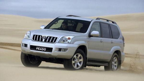 46 Used Toyota Prado For Sale In Sharjah Uae Dubicars Com