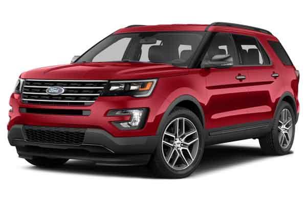 Ford Explorer For Sale In Dubai