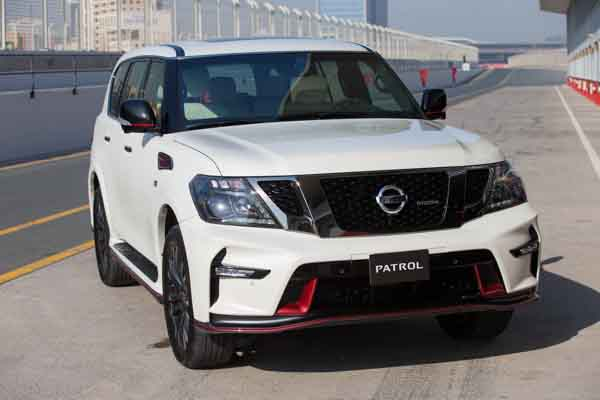 105 used Nissan Patrol for sale in Dubai, UAE - Dubicars com