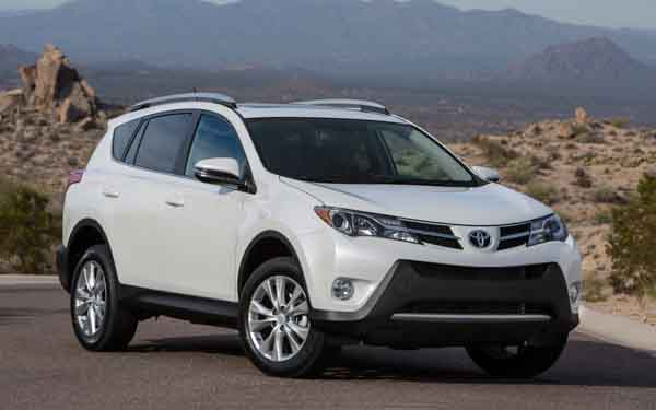 Second hand toyota rav4 for sale