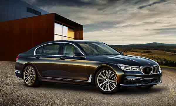 2016 BMW 7 Series For Sale In Dubai UAE