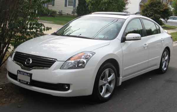 2008 Marked The First First Appearance Of The The Nissan Altima Coupe. With  Minor Revisions All Around To Make The Sedan More Appealing To The Masses,  ...
