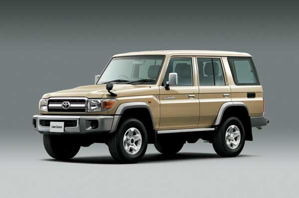118 Used Toyota Land Cruiser For Sale In Dubai Uae