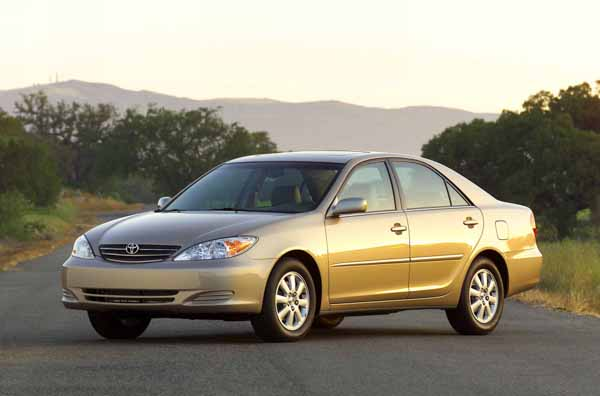 2003, 2004, 2005, And 2006 Used Toyota Camry For Sale In Dubai, UAE