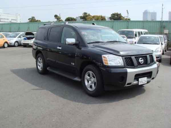 10 used nissan armada for sale in dubai uae. Black Bedroom Furniture Sets. Home Design Ideas