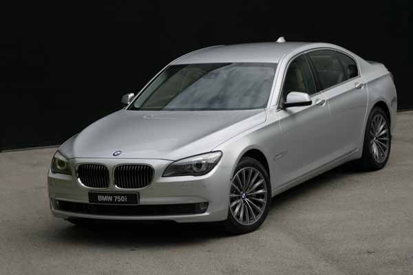 2009 2010 2011 And 2012 Used BMW 7 Series Models For Sale In Dubai UAE