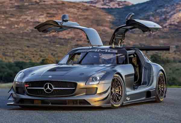 Sls Black Series >> 14 Used Mercedes Benz Sls Amg For Sale In Dubai Uae Dubicars Com