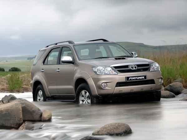 33 Used Toyota Fortuner For Sale In Dubai Uae Dubicars Com