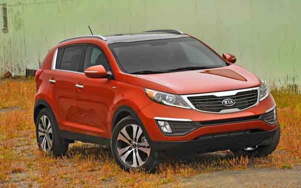 2012, 2013, 2014, 2015 And 2016 Kia Sportage In Dubai, UAE