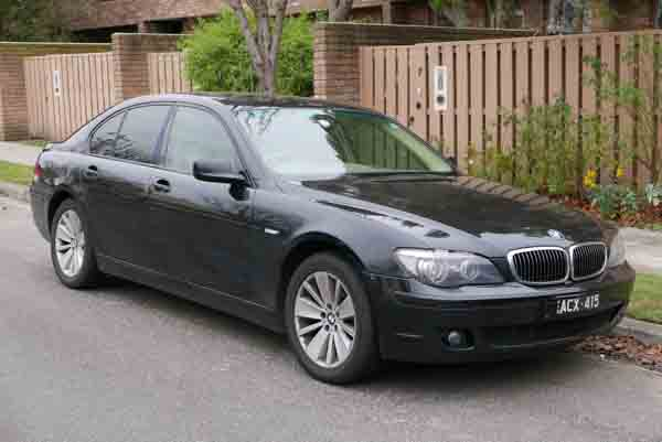 117 used BMW 7 series for sale in Dubai UAE  Dubicarscom