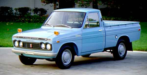 1968, 1967, 1968, 1969, 1970, 1971 And 1972 Toyota Hilux For Sale In Dubai,  UAE