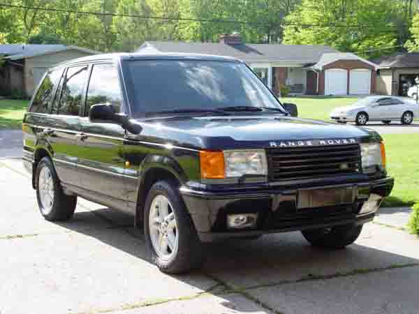 78 used Land Rover Range Rover models for sale in Dubai, UAE ...
