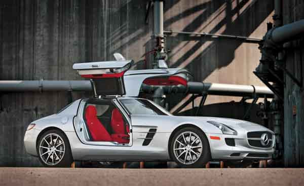 2010, 2011 And 2012 Second Hand Mercedes SLS For Sale In Dubai, UAE