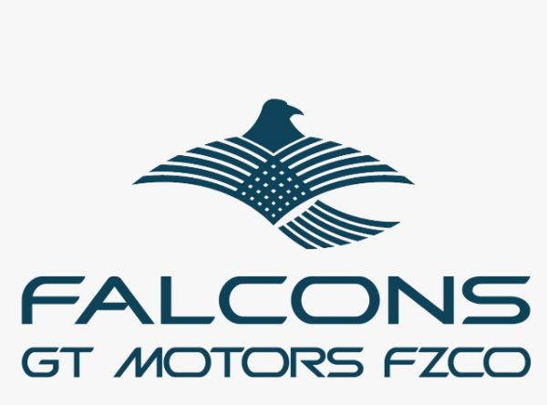 FALCONS GT MOTORS logo